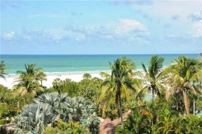 5880 Midnight Pass Road UNIT 608, Sarasota, FL 34242 - MLS#: A4208606