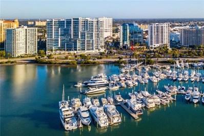 1155 N Gulfstream Avenue UNIT 1001, Sarasota, FL 34236 - MLS#: A4208781