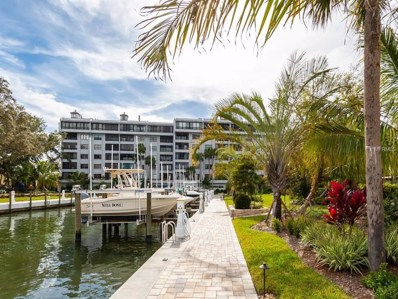 5911 Midnight Pass Road UNIT 405, Sarasota, FL 34242 - MLS#: A4208817