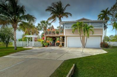 111 Burns Road, Terra Ceia, FL 34250 - MLS#: A4208926