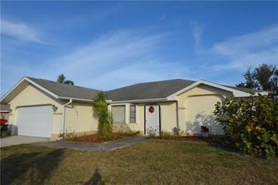 460 Gallegos Street, Punta Gorda, FL 33983 - MLS#: A4209009
