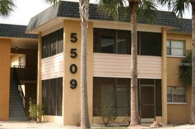5509 Fountain Lake Circle UNIT C105, Bradenton, FL 34207 - MLS#: A4209253