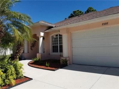 2388 Parrot Street, North Port, FL 34286 - MLS#: A4209291