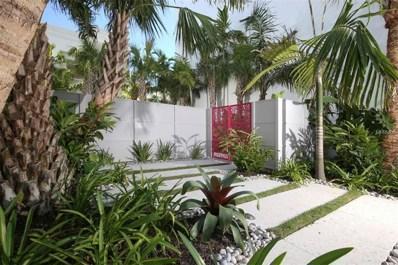 433 Central Avenue UNIT #, Sarasota, FL 34236 - #: A4209351