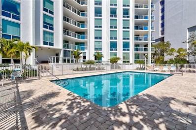 1111 N Gulfstream Avenue UNIT 7E, Sarasota, FL 34236 - MLS#: A4209410