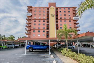15316 Gulf Boulevard UNIT 802, Madeira Beach, FL 33708 - MLS#: A4209874