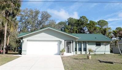 4164 Cuthbert Avenue, North Port, FL 34287 - MLS#: A4209921