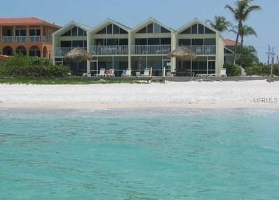 100 73RD Street UNIT 107, Holmes Beach, FL 34217 - MLS#: A4209975