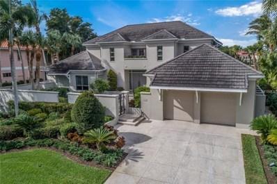 3328 Sabal Cove Lane, Longboat Key, FL 34228 - MLS#: A4210154