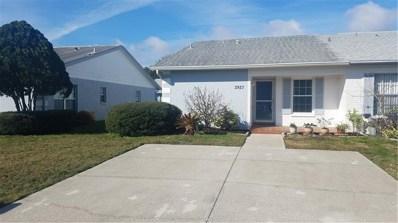 2927 Stillwell Court, New Port Richey, FL 34655 - MLS#: A4210181