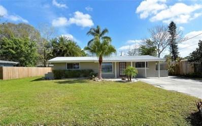 5917 Olive Avenue, Sarasota, FL 34231 - MLS#: A4210330