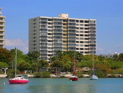 555 S Gulfstream Avenue UNIT 203, Sarasota, FL 34236 - MLS#: A4210367