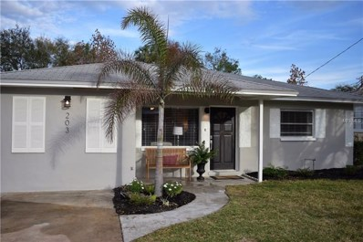 203 N Woodlynne Avenue, Tampa, FL 33609 - MLS#: A4210370