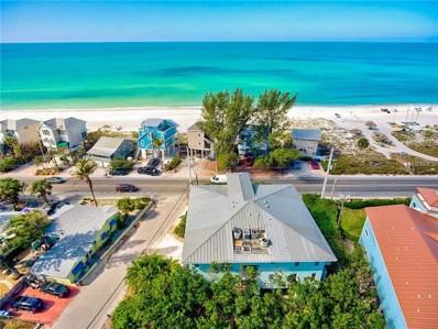1205 Gulf Drive N UNIT 100, Bradenton Beach, FL 34217 - MLS#: A4210777