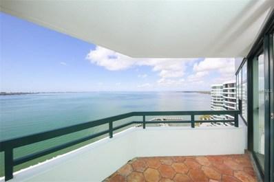 888 Blvd Of The Arts UNIT 1808, Sarasota, FL 34236 - MLS#: A4210957