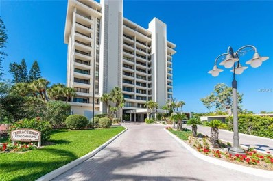 5300 Ocean Boulevard UNIT 504, Sarasota, FL 34242 - MLS#: A4210963