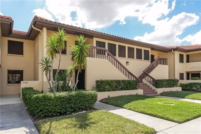 5214 Lake Village Drive UNIT 74, Sarasota, FL 34235 - MLS#: A4211027