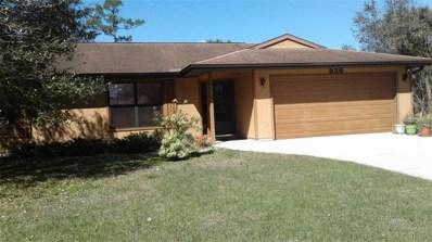 936 Phyllis Terrace, Port Charlotte, FL 33948 - MLS#: A4211068