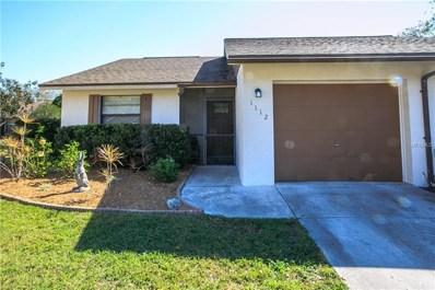 1112 Deer Hollow Place, Sarasota, FL 34232 - MLS#: A4211154