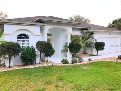 2553 Athena Terrace, North Port, FL 34286 - MLS#: A4211216