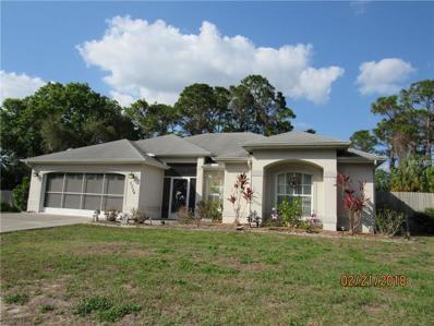 5354 Kenvil Drive, North Port, FL 34288 - MLS#: A4211324