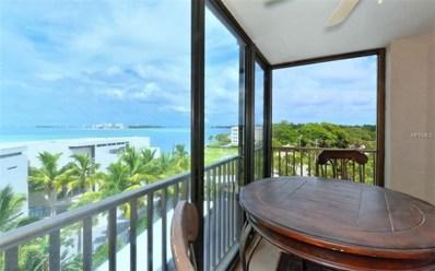 4822 Ocean Boulevard UNIT 6C, Sarasota, FL 34242 - MLS#: A4211551