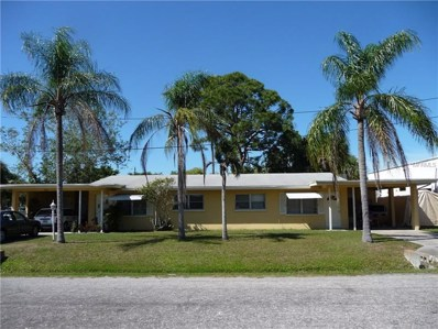 5850 Olive Avenue, Sarasota, FL 34231 - MLS#: A4211584