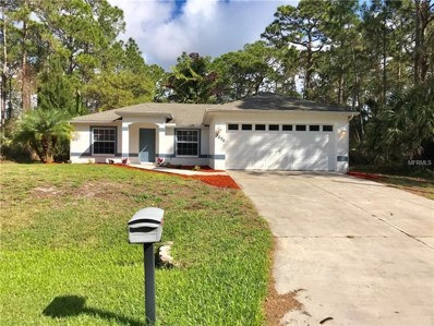 3896 Markle Avenue, North Port, FL 34286 - MLS#: A4211604