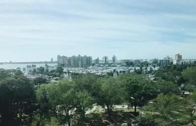 33 S Gulfstream Avenue UNIT 707, Sarasota, FL 34236 - MLS#: A4211661