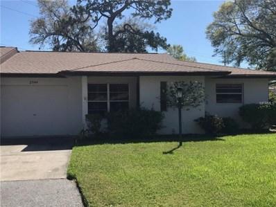 2944 Captiva Gardens Drive UNIT 12, Sarasota, FL 34231 - MLS#: A4211677