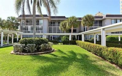 2100 Benjamin Franklin Drive UNIT 108FAI, Sarasota, FL 34236 - MLS#: A4211934