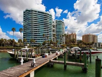 888 Blvd Of The Arts UNIT 1506, Sarasota, FL 34236 - MLS#: A4212095