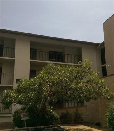 2726 Orchid Oaks Drive UNIT 105CAR, Sarasota, FL 34239 - MLS#: A4212374