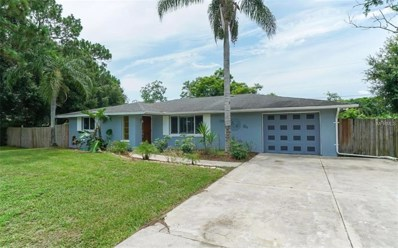 3842 San Luis Drive, Sarasota, FL 34235 - MLS#: A4212439
