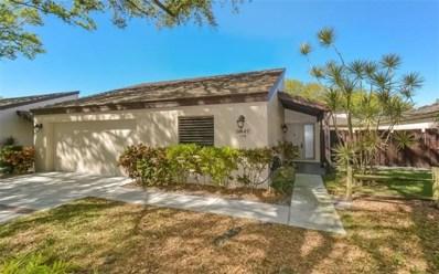 3847 Glen Oaks Manor Drive UNIT 179, Sarasota, FL 34232 - MLS#: A4212643