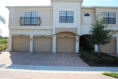 4153 Overture Circle UNIT 4153, Bradenton, FL 34209 - MLS#: A4212666
