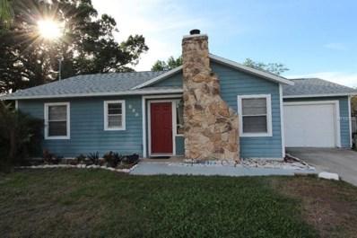 411 Jessica Street S, Nokomis, FL 34275 - MLS#: A4213198