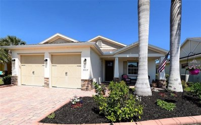 3417 72ND Drive E, Sarasota, FL 34243 - MLS#: A4213703