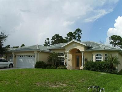 2270 Stonegate Circle, Port Charlotte, FL 33948 - MLS#: A4213724