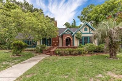 1015 E Mohawk Avenue, Tampa, FL 33604 - MLS#: A4213766