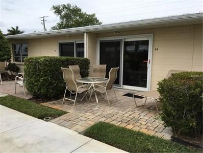 5830 Midnight Pass Road UNIT 39, Sarasota, FL 34242 - #: A4213920