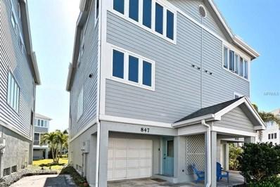 847 Evergreen Way UNIT N\/A, Longboat Key, FL 34228 - MLS#: A4213969