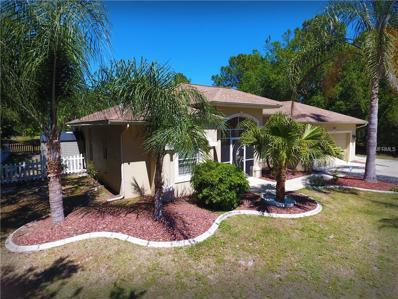 3857 Alwood Street, North Port, FL 34291 - MLS#: A4214270