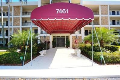 7461 W Country Club Dr N N UNIT 110, Sarasota, FL 34243 - MLS#: A4214383