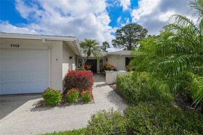 7113 Fairway Bend Circle, Sarasota, FL 34243 - MLS#: A4214690