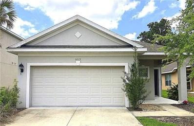 6019 Oak Mill Terrace, Palmetto, FL 34221 - MLS#: A4214700