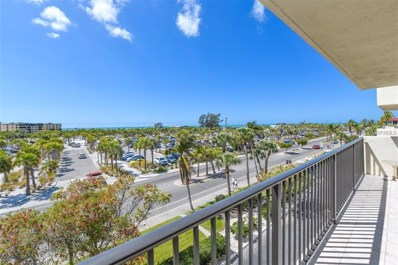 1055 Beach Road UNIT B-304, Sarasota, FL 34242 - MLS#: A4214965
