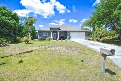 7636 Totem Avenue, North Port, FL 34291 - MLS#: A4215117