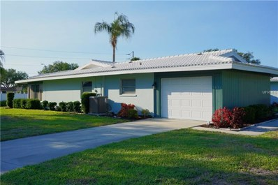3631 Collins Street UNIT 1225, Sarasota, FL 34232 - MLS#: A4215120
