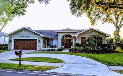 2724 Challenger Drive, Palm Harbor, FL 34683 - MLS#: A4215173